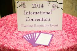 International Convention - 2014