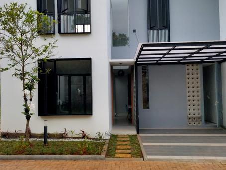 Update rumah contoh Srinaya Residence