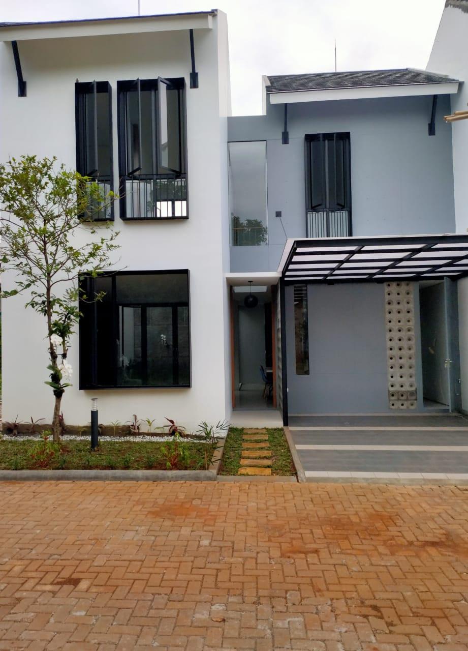 Unit rumah Srinaya Residence