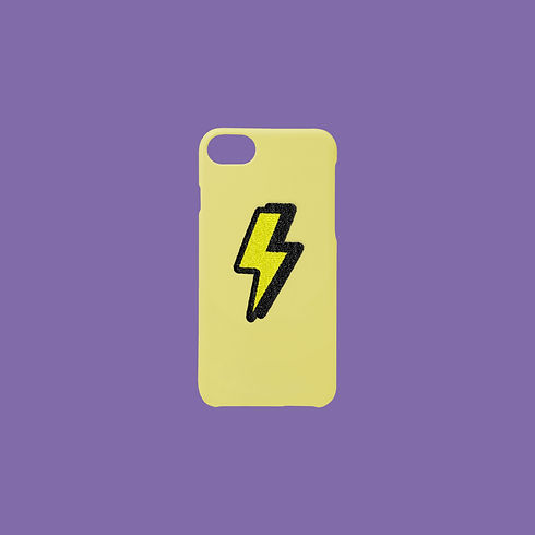 Yellow Mobile Case