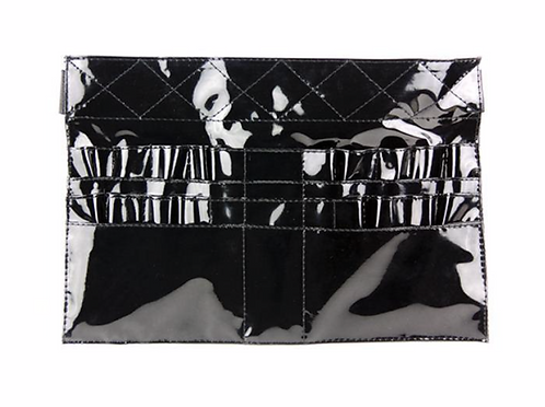Black Patent Leather Apron