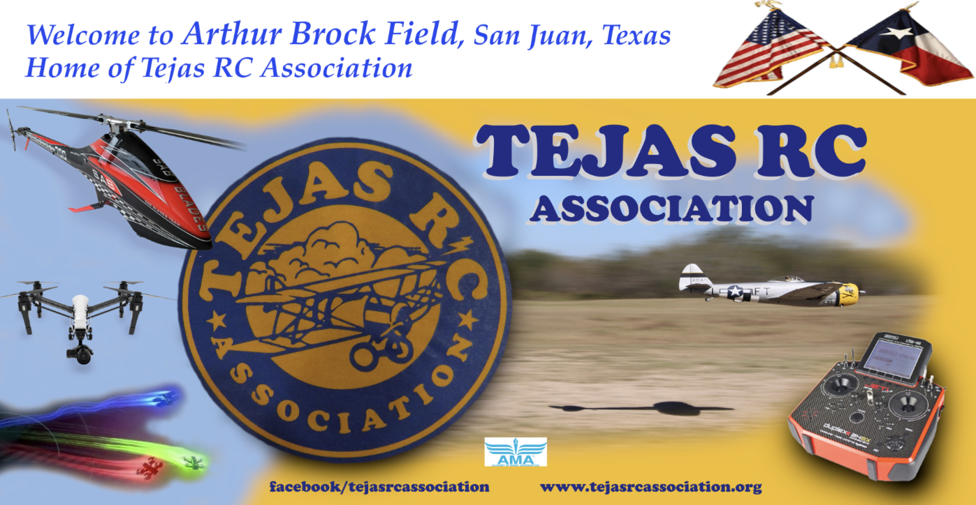 Tejas Field Sign