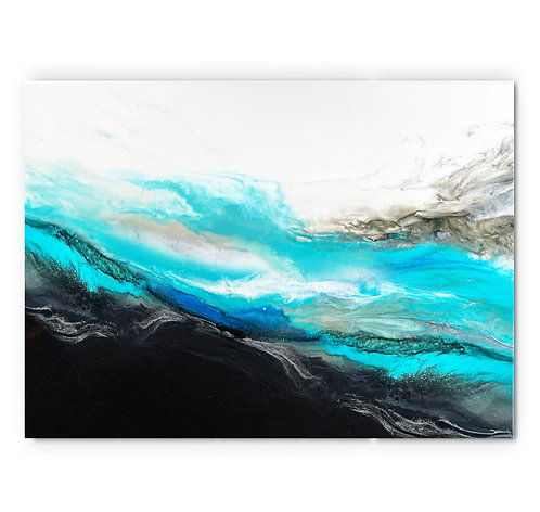 Resonant Wave *Paint To Order