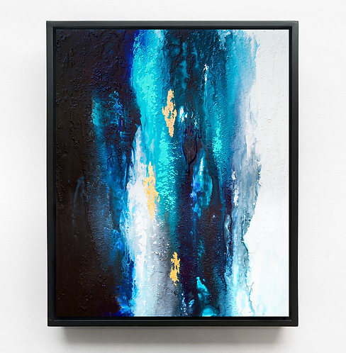 Deep Ocean Canvas Print