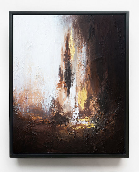 Light Of The Cave Canvas Print