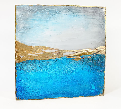 Pyrite Light Blue *Paint To Order