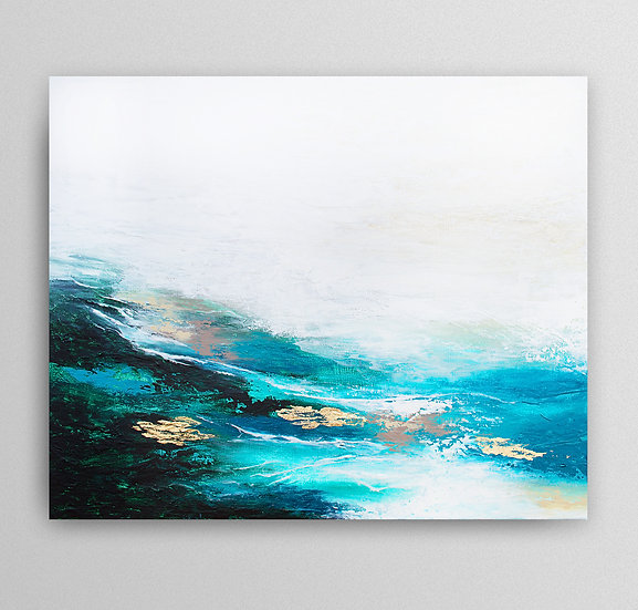 Verdant Wave *Paint To Order