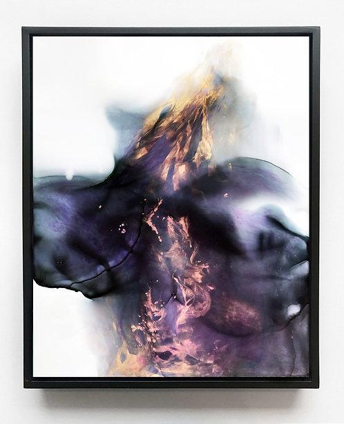 Fluorite Canvas Print