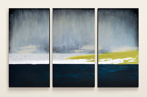 Reverence - Triptych *Paint To Order