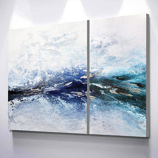 Frozen Ocean *Paint To Order