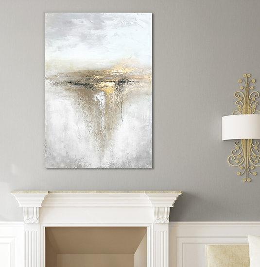 Pyrite Canvas Print