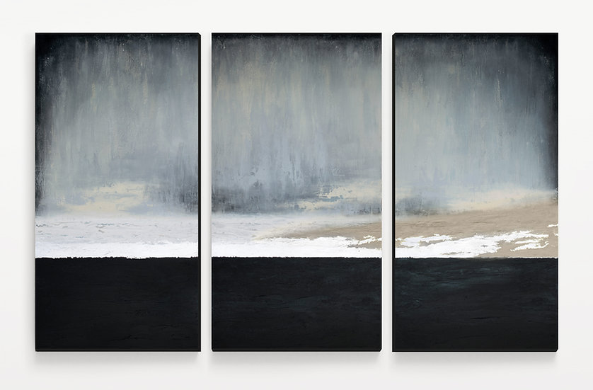 Veneration - Triptych *Paint To Order