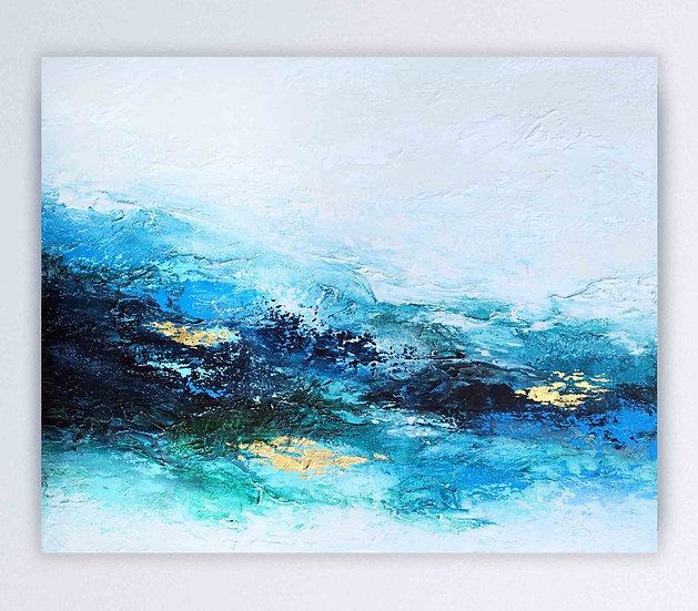 Flourishing Wave *Paint To Order