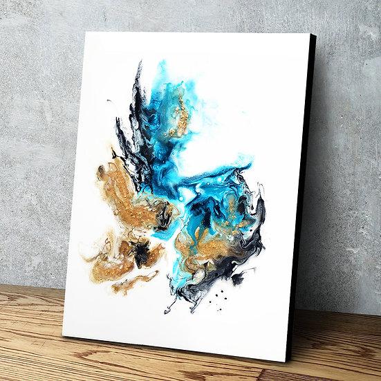 Staghorn Canvas Print