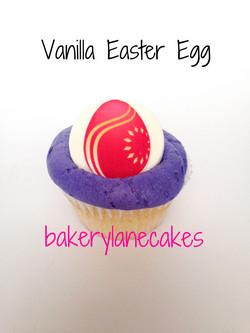 Vanilla Easter Egg