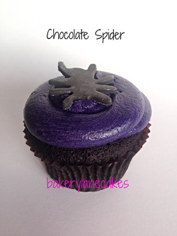 Chocolate Spider
