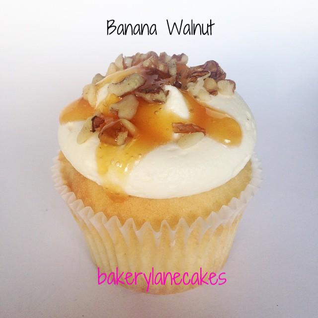 Banana and Walnut