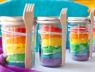 Cake in a jar!!!