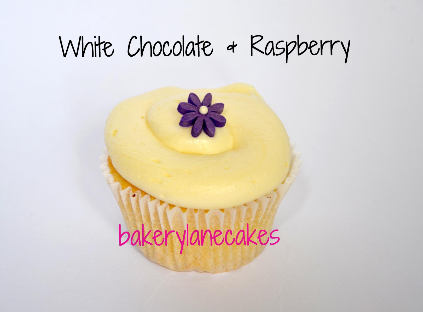 ~ White Chocolate & Raspberry ~