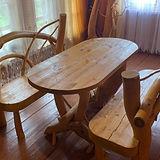 мебель из дерева москва