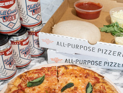 DC Brau and All Purpose Pizza Date Night Kit