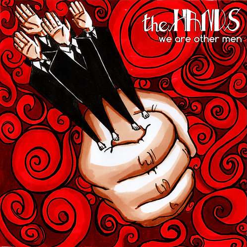 WE ARE OTHER MEN - THE HANDS - VINYL/ALBUM