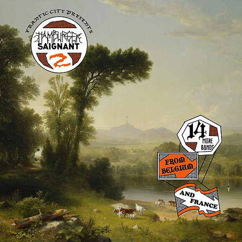 HAMBURGER SAIGNANT II - VINYL/COMPIL