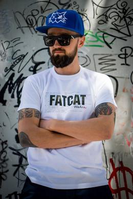 T-shirt FATCAT CLASSIC