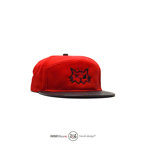 Casquette TREND Red