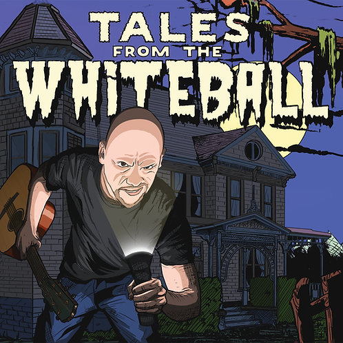 TALES FROM THE WHITEBALL - FREDDY WHITEBALL - CD/ALBUM