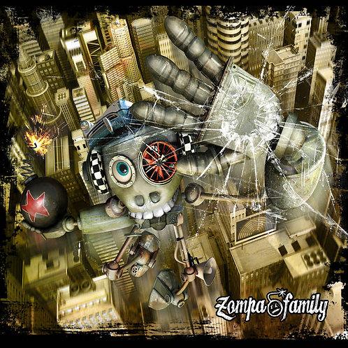 ZOMPA FAMILY - ZOMPA FAMILY - CD / ALBUM