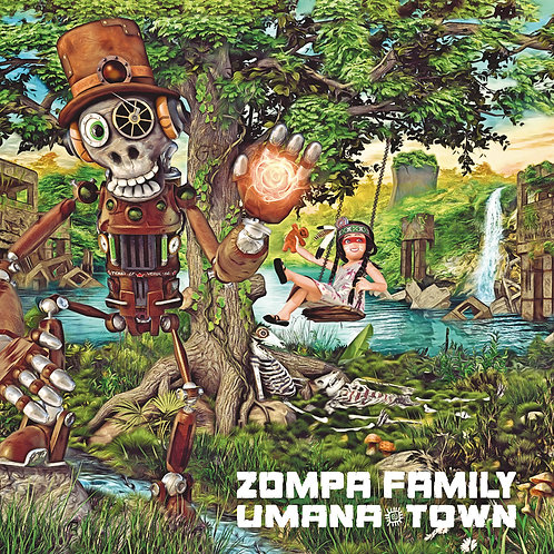 UMANA TOWN - ZOMPA FAMILY - CD / ALBUM