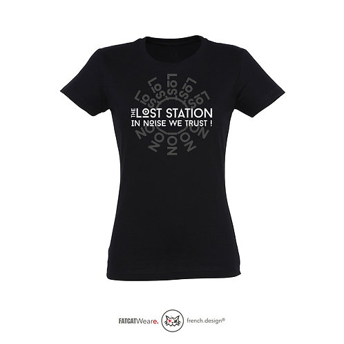 T-shirt THE LOST STATION GIRL