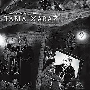 LA LLERCIA VA TORNASE... - RABIA XABAZ - CD/ALBUM