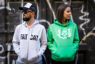Sweat capuche FATCAT ORIGINAL GIRL