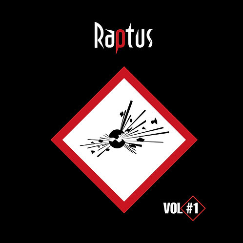 RAPTUS VOL#1 - RAPTUS - CD/EP