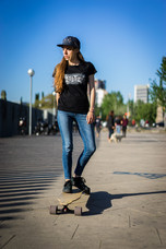 T-shirt FATCAT SERIES AURELIO GIRL