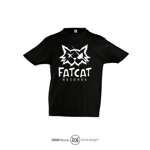 T-shirt FATCAT OLD SCHOOL KID