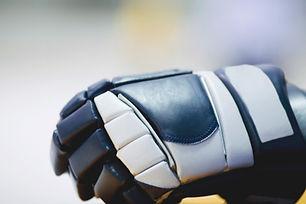 hockey-Handschuh