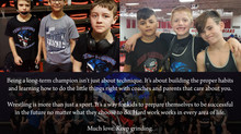 It's More Than Just Wrestling Moves
