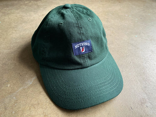 Nothing Usual® U Wing 6-Panel Hat - Forest Green
