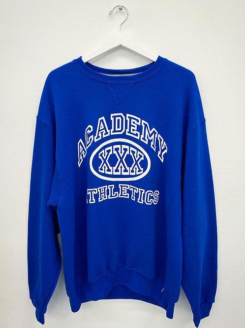 Academy - Athletics Crewneck (Royal)