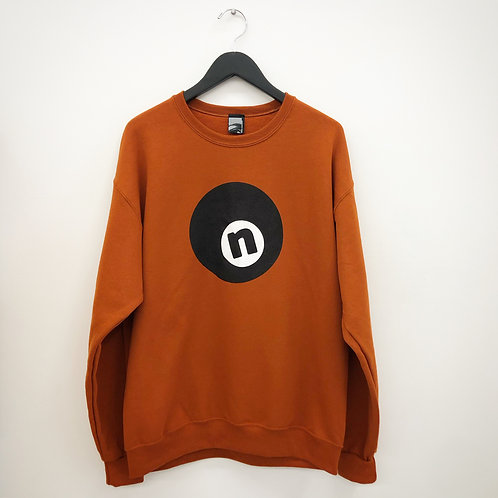 Not.US® N-Ball Crewneck - Curry