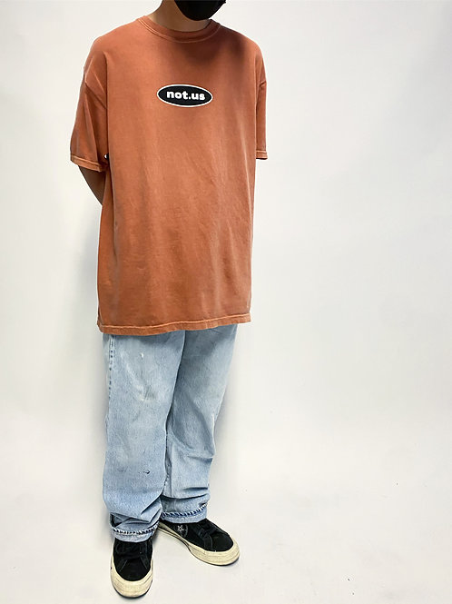 Not.US® Oval Tee - Yam (Orange)
