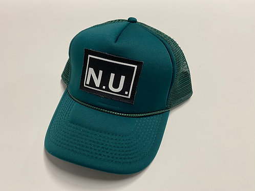 Nothing Usual® Collection - Mesh Hat (Forest Green)