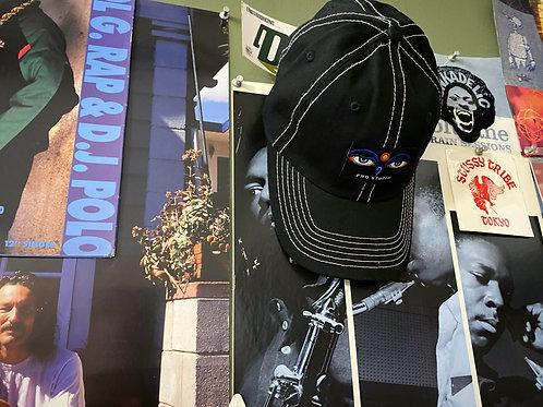 FHQ.Studio - Tingnan Hat - Black/Natural