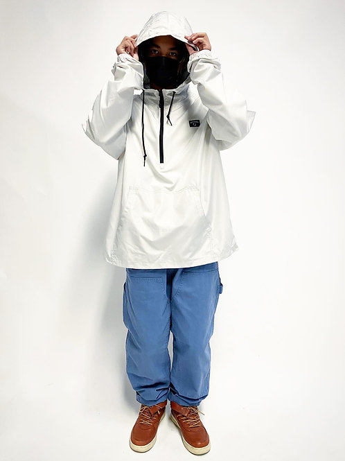 Nothing Usual® Collection - Lightweight Anorak - Bone