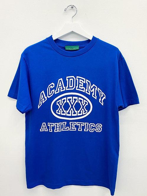 Academy - Athletics Tee (Royal)