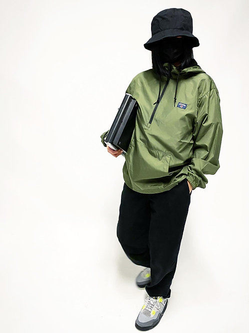 Nothing Usual® Collection - Lightweight Anorak - Army Green