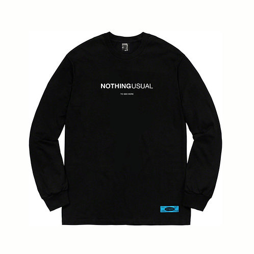 Nothing Usual® Collection - To See Here Long Sleeve.